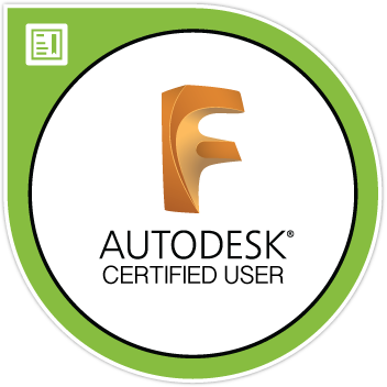 certification autodesk f3df